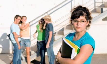 If You Were Bullied as a Child You're Twice as Likely to Be Overweight