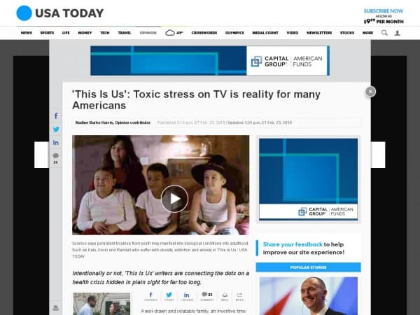 https://www.usatoday.com/story/opinion/2018/02/23/us-toxic-stress-tv-reality-many-americans-nadine-burke-harris-column/339104002/