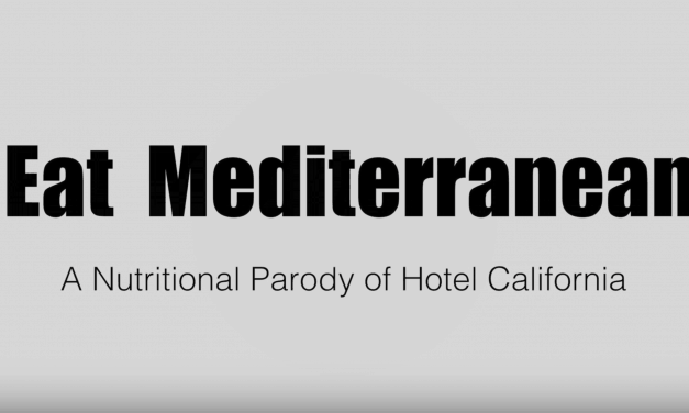 A Nutritional Parody of Hotel California