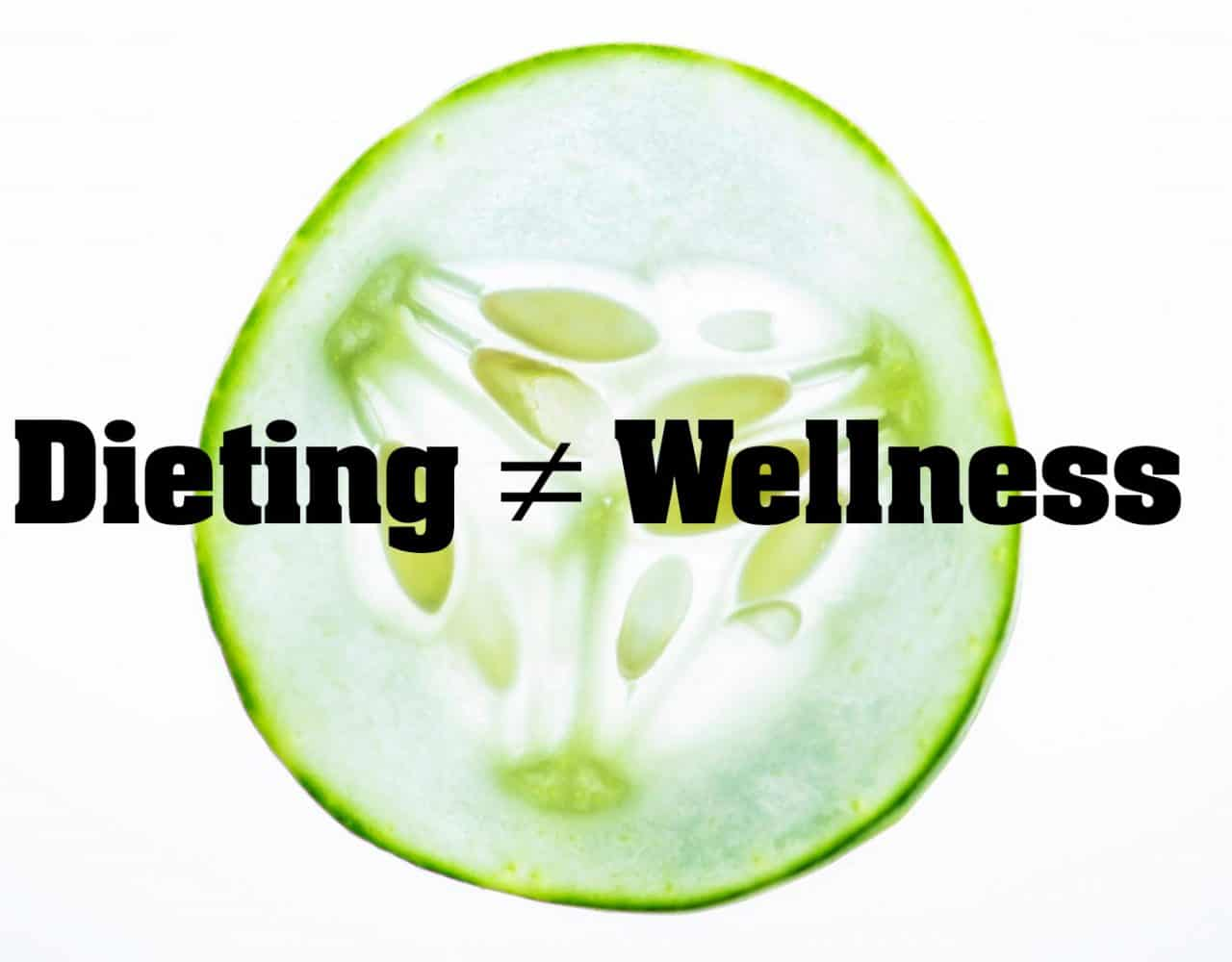 Rebranding Dieting As Wellness