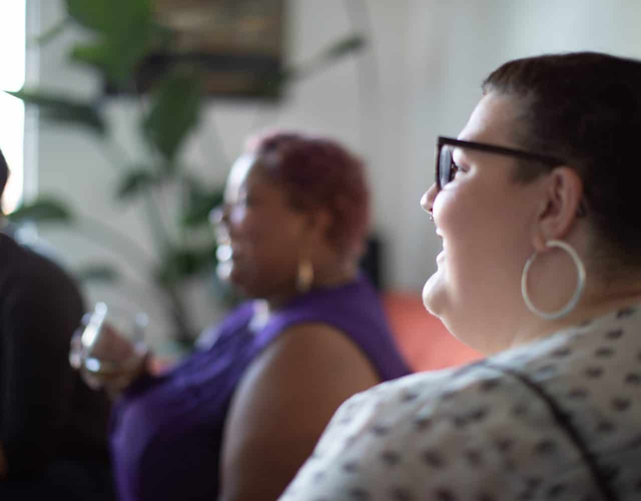 The Experience of a Fat Woman Working in Food Justice
